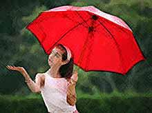 В Краснодарский край опять вернутся дожди