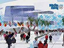 На организацию Олимпиады в Сочи потратили 50 млрд. $
