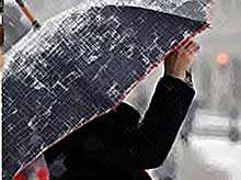 На Кубани прогнозируют дожди, мокрый снег и сильный ветер