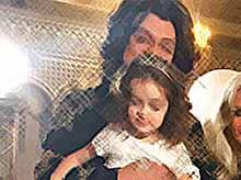 Двойняшки Пугачевой засветились на дне рождения у дочери Киркорова