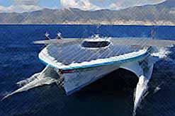 Вокруг света, по океанам, на солнечной энергии! (видео)