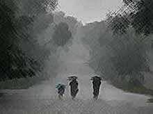 На Кубани ожидаются сильные дожди и ливневые грозы
