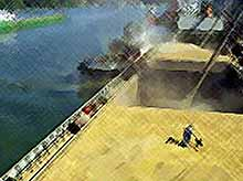 Экспорт зерна из Краснодарского края составил 3 млн 345,5 тыс. тонн.