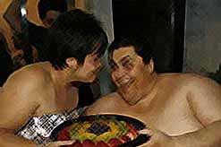 Переедание, набор веса и обезжиренные продукты