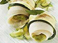 Несколько рецептов блюд из кабачков.