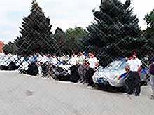В Тимашевске прошел широкомасштабный рейд по соблюдению порядка в городе
