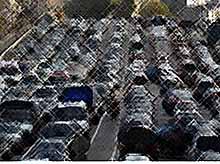 Краснодар вновь вошел в рейтинг городов мира с самыми большими пробками на дорогах