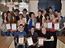 Специалисты «Нестле Кубань» обучили студентов основам сенсорной оценки кофе