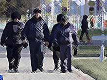 Полицейские переходят на усиленный режим работы