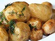 Картофель может заменить