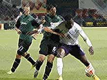 Матч «Краснодар» - «Эвертон» закончился со счетом 1:1
