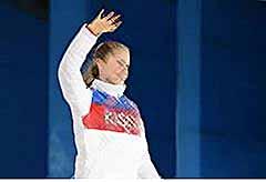 Юлия Липницкая ушла из спорта