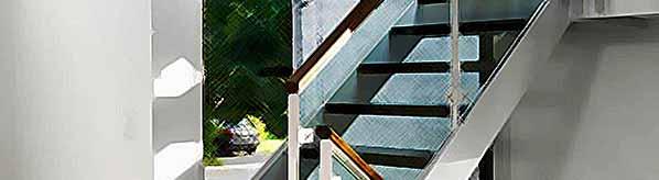 Изготовление лестниц, перил, ограждений из металла