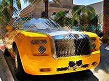 Дизайнерский Rolls-Royce Phantoms Bijan