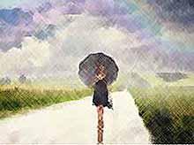 Дожди и грозы прогнозируются до конца недели на Кубани