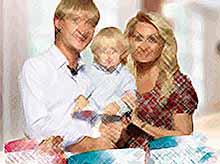 Как трехлетний сын фигуриста Евгения Плющенко смог заработать свой первый миллион