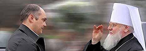 В Тимашевске побывал митрополит Екатеринодарский и Кубанский Исидор