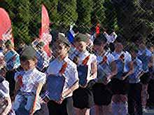 В Тимашевске отметили День Победы.