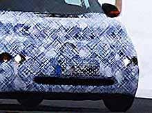 Первые фотографии электромобиля - BMW i3