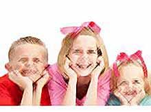 Счастливые дети становятся успешными во взрослой жизни
