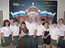 Поздравляем сотрудников отделения по делам несовершеннолетних по Тимашевскому району