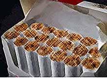 В России хотят продавать сигареты  в обезличенных пачках