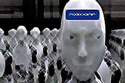 Начало! Всех работников заменят на миллион роботов! (видео)