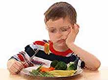 Как заставить ребенка есть полезные продукты?
