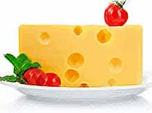 В России сыр и куры стали дешевле