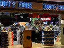 Из магазинов беспошлинной торговли duty free может исчезнуть алкоголь