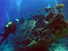 Античный корабль,обнаруженный на Кубани, стал археологическим открытием 2012 года