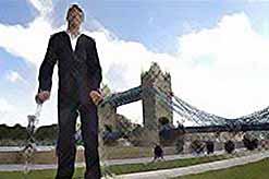 Когда перестанет расти самый высокий человек в мире?