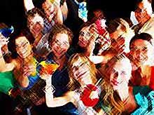 Открылся новый ночной диско-бар в Тимашевске!