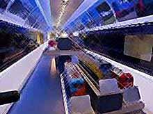 В Тимашевск  прибудет уникальный нано-поезд.