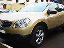 Продается Nissan Qashqai!