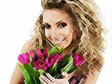 Какие цветы подарить девушке на 8 марта?