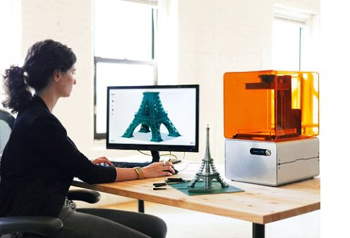 3D-принтеры становятся доступнее