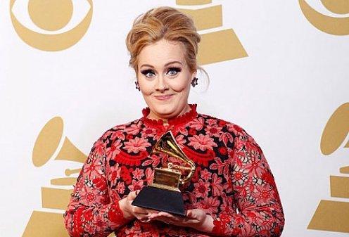 Адель получила Grammy