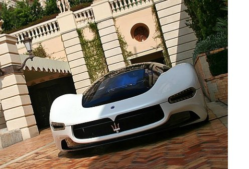 Maserati Birdcage 75th Pininfarina Concept - история создания