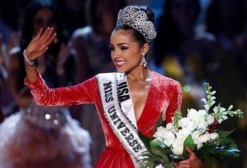 Титул Мисс Вселенная-2012 получила представительница Америки
