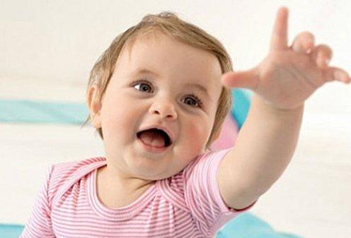 Ученые : младенцы способны читать мысли