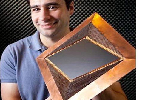 Физики создали плащ - невидимку