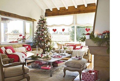 Как украсить дом на Рождество и Новый год?