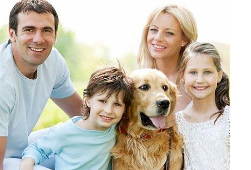 Счастливый брак, друзья и собаки продлевают жизнь