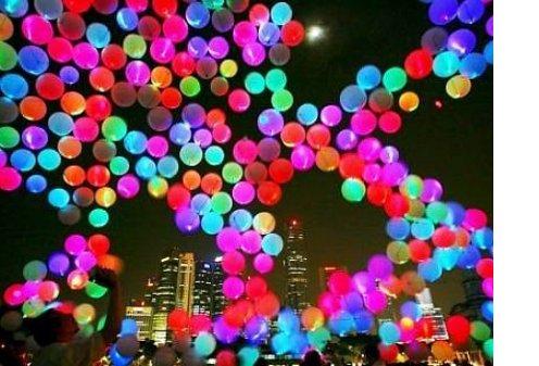 На Кубани провели благотворительную акцию «Свет в небе»