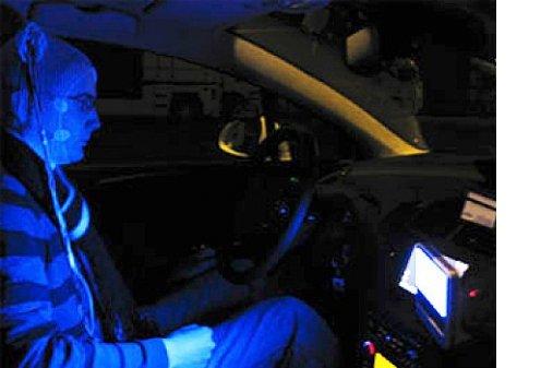 Ученые выяснили как не дать заснуть водителю за рулем