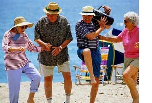 Танцы помогают вылечить артрит