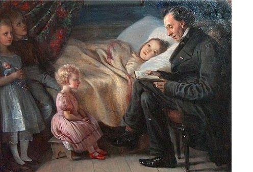 В Дании нашли рукопись самой первой сказки Андерсена