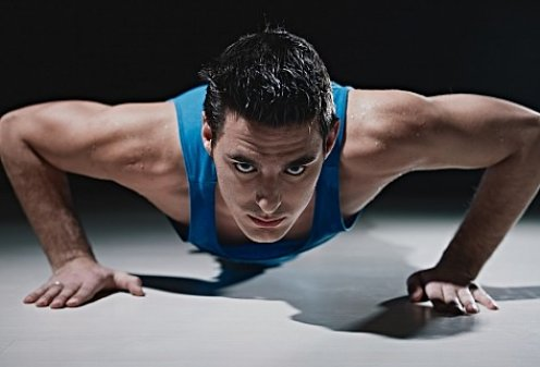 Занятия спортом помогут избежать диабета