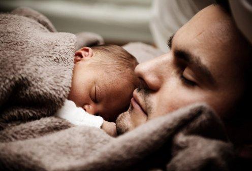 Роль папы в жизни ребенка